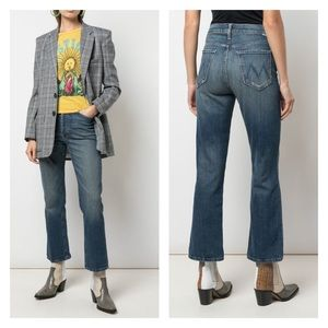 MOTHER DENIM The Tripper Ankle Misbeliever Wash 26
